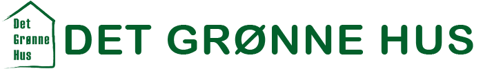 Det Grønne Hus logo